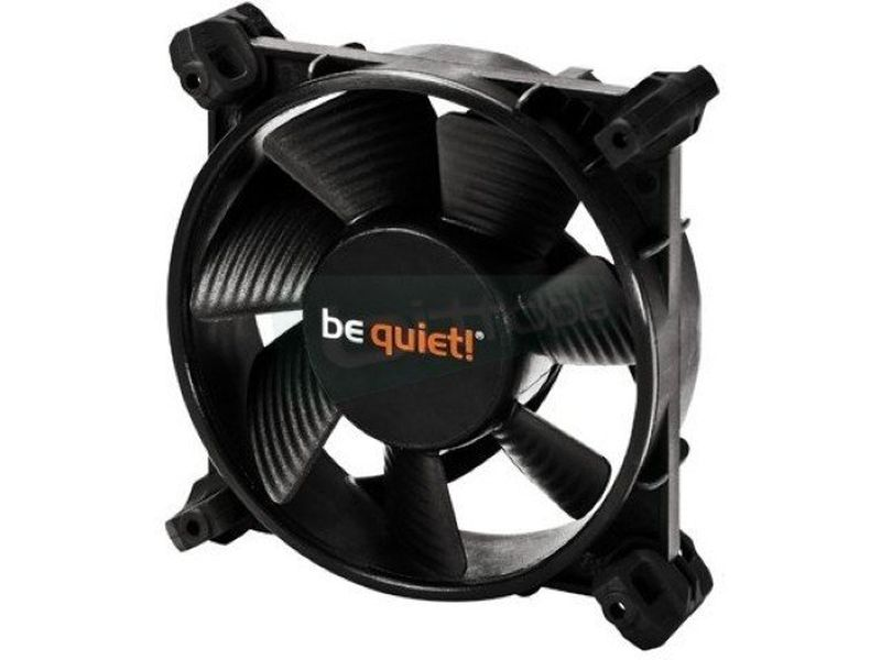 be quiet! SilentWings 2 92x92 - Ventilador 92x92x25mm. 1800RPM. 16,9dBA. 32,6CFM. 3-pin