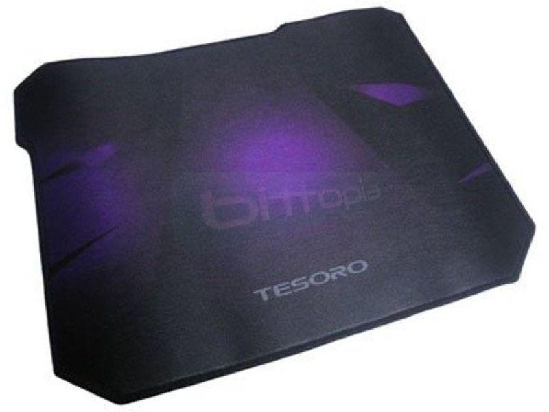 Tesoro Aegis X3. Alfombrilla 300x360 - Alfombrilla gaming con base antideslizante. 300mm x 360mm x 4mm.