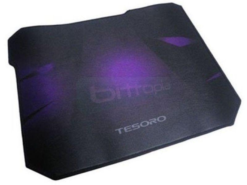 Tesoro Aegis X4. Alfombrilla 370x440 - Alfombrilla gaming con base antideslizante. 370mm x 440mm x 4mm.
