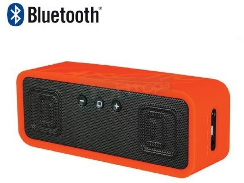 Arctic S113BT Naranja. Altavoces Bluetooth
