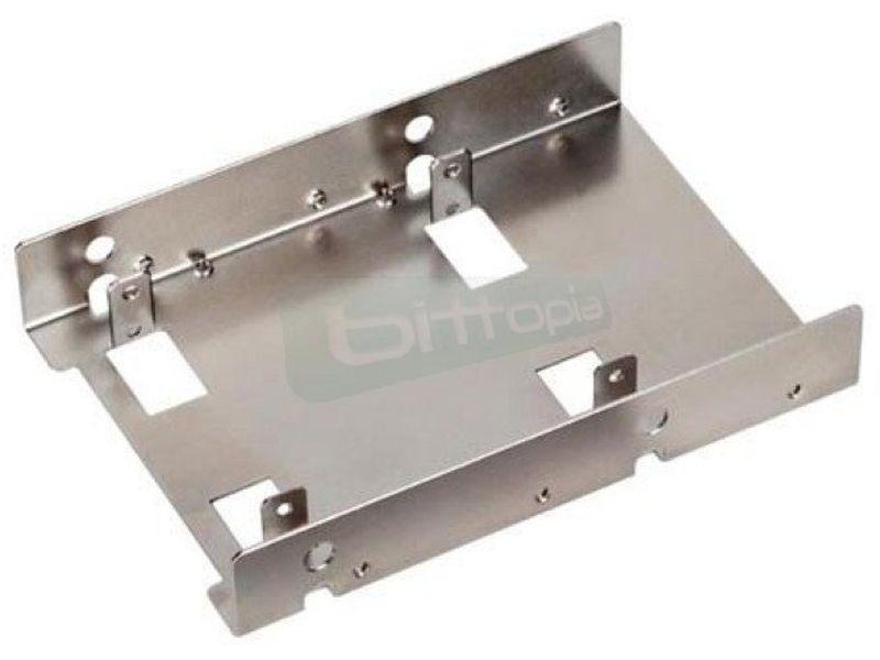 SilverStone SDP08-LITE 2 hdd de 2,5