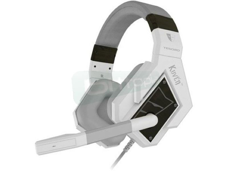 Tesoro Kuven Blanco. Auricular - Auriculares 7.1. Frecuencia 20Hz-20kHz. 2 x Jack 3.5mm.