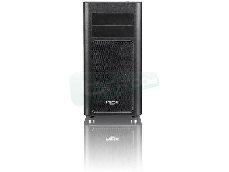 Fractal Design Arc Mini R2 Negra con Ventana - Caja Minitorre en color negro. Conexiones: 2 x USB 3.0 y Audio. 2 x Bahías externas 5,25