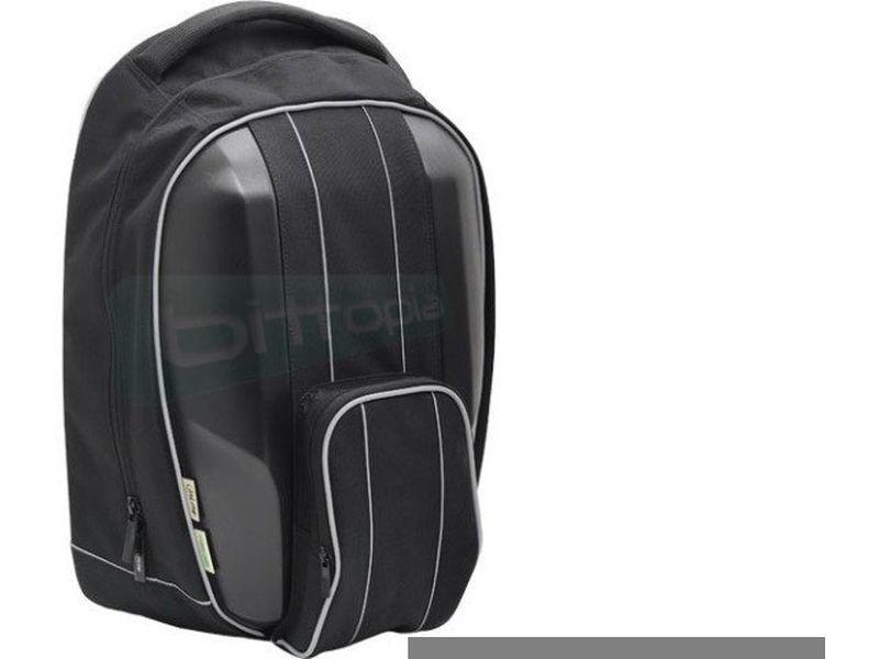 Inline 66215R. OEcobag 15 mochila para portátiles - Mochila ecológica para portátiles hasta 15 pulgadas.