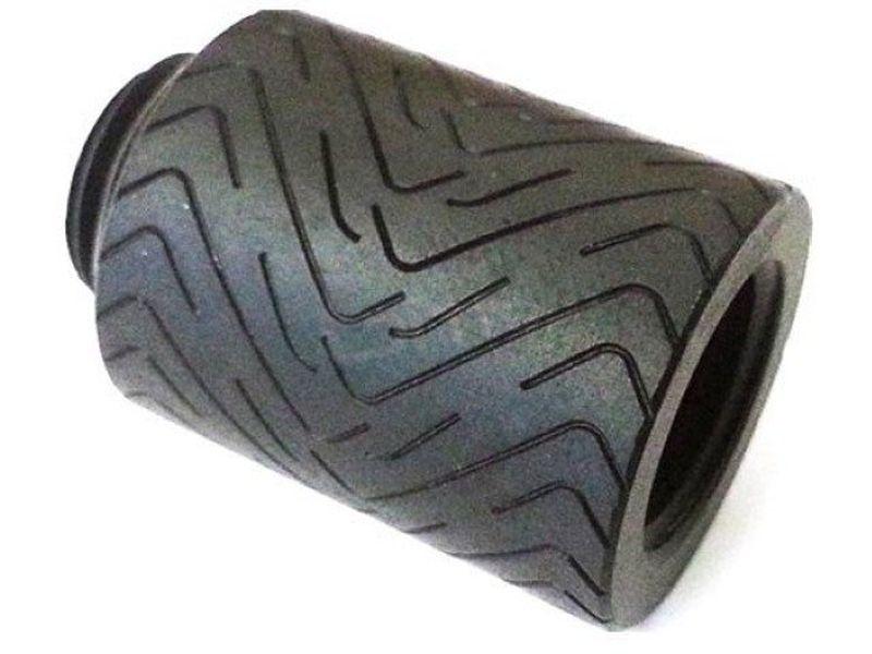 Feser F1 Extensión 25mm. G1/4. Negro - Inspirados en los neumáticos para los amantes de la velocidad.