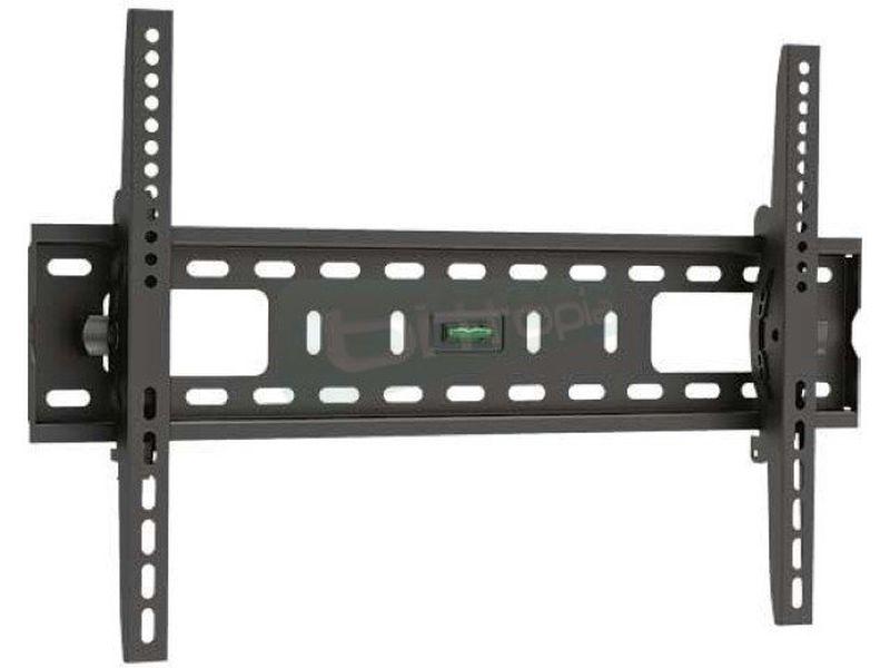 Soporte pared sin pivotes. 32-60pulg. Hasta 75Kg - Soporte de pared inclinable para 1 pantalla desde 32 hasta 60 (81~152cm). Capacidad hasta 75Kg.