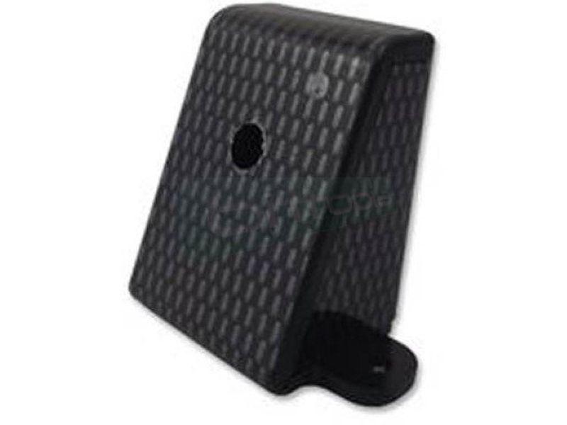 Caja para PiCamara Fibra de carbono - Caja en color negro y acabado en fibra de carbono para PiCamera.