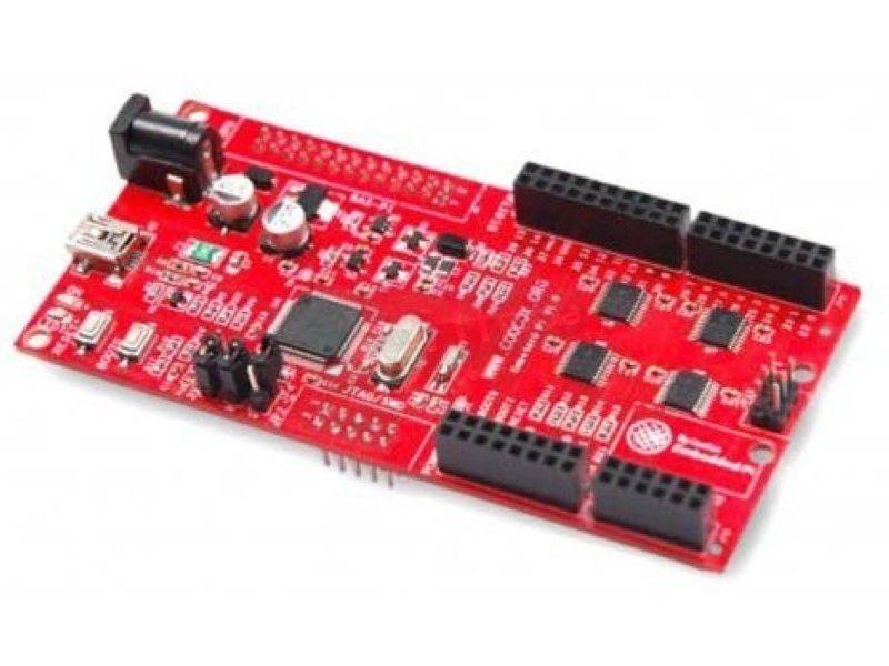 Placa Embedded PI - Placa con procesador ARM de 32bits integrado. Multiplataforma. Compatible con sistemas Raspberry Pi y Arduino.
