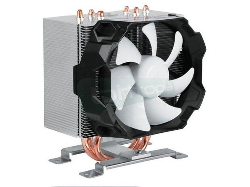 Arctic Freezer A11 - Cooler CPU fabricado con Heat-pipes de cobre y láminas de aluminio. Incluye ventilador 92mm PWM. 500~2000RPM. Compatible con: AM2(+)/AM3(+)/FM1/FM2.