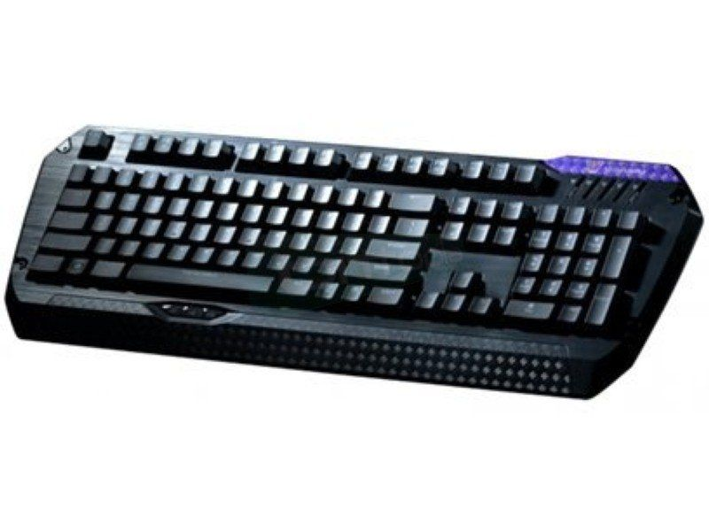 Tesoro Lobera Full color. Teclado - Teclado membrana gaming USB en color negro. 106 Teclas. 44x444x206mm. 980gr. Teclas programables. Cuatro niveles de luz ajustables.