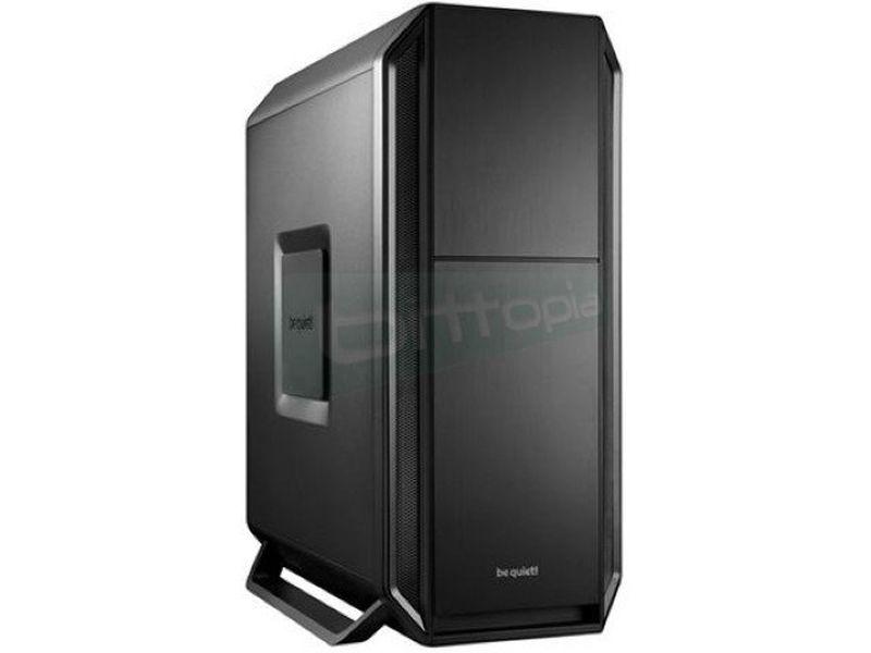 Bequiet Silent Base 800 Negro - Caja Semitorre en color negro. Conexiones: 2 x USB 3.0. 2 x USB 2.0 y Audio HD. Compatible con gráficas hasta 40mm. 7 PCI. 3 bahías externas 5.25. 7 bahías internas 3.5. 4 bahías internas 2.5.