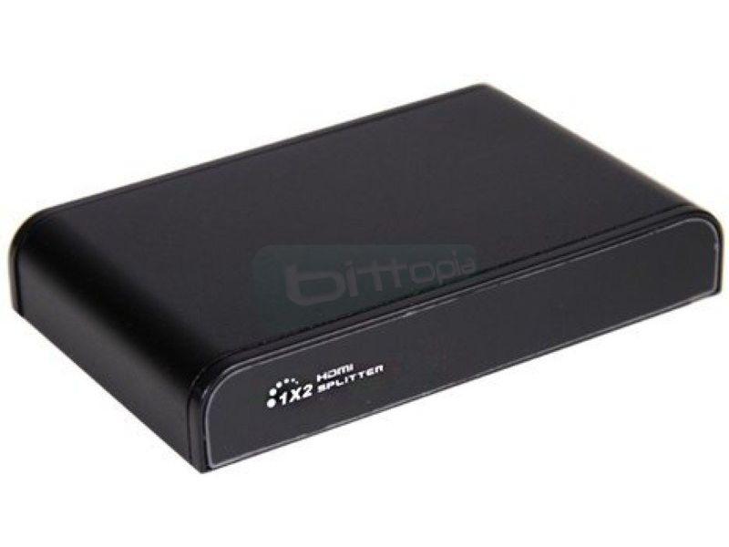Splitter HDMI 1 entrada 2 salidas