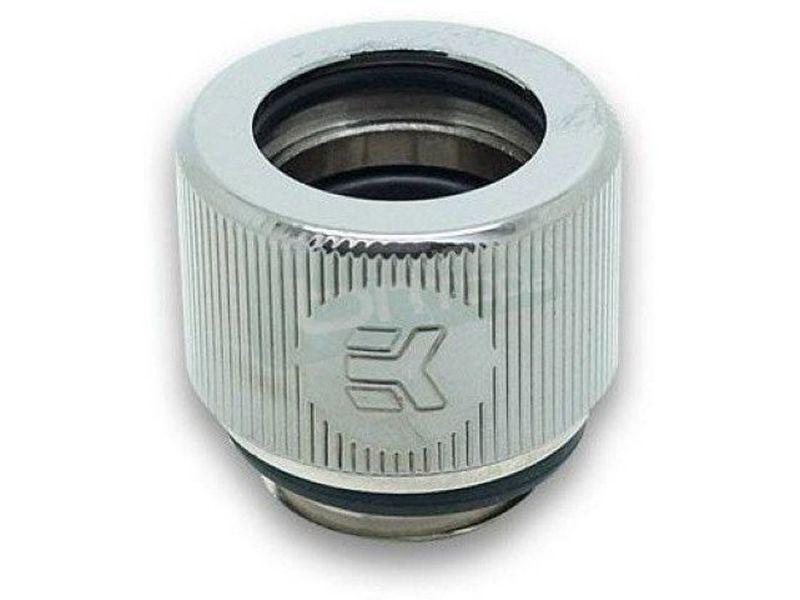 EK Adaptador EK-HDC 12mm. G1/4 Black Nickel