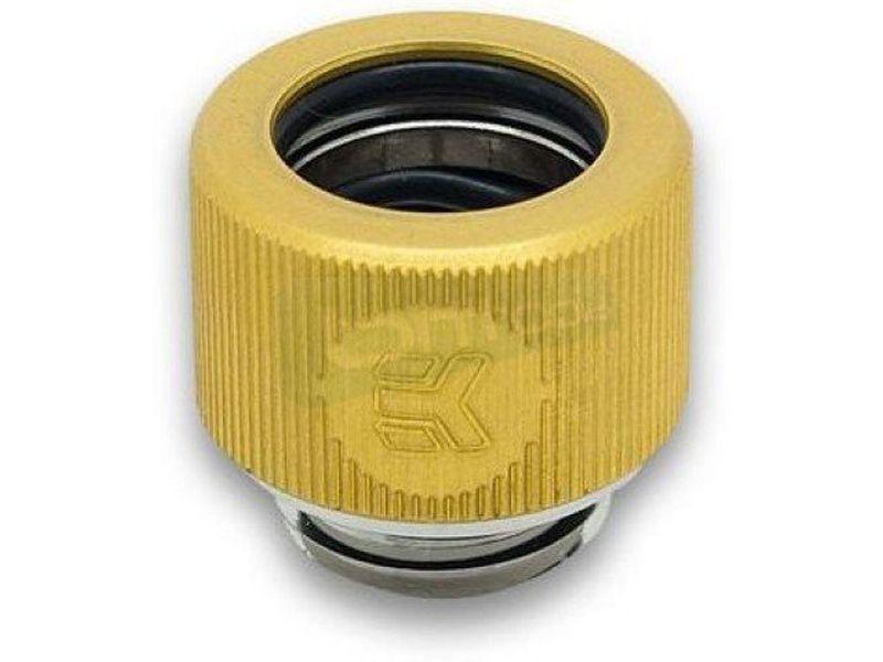 EK Adaptador EK-HDC 12mm. G1/4 Gold