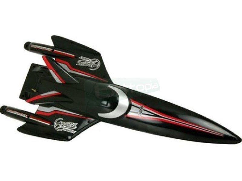 Arctic Aqua Rider 305 Negro 1:25 RC - Arctic Aqua Rider 305. Escala 1:25. Incluye control remoto.