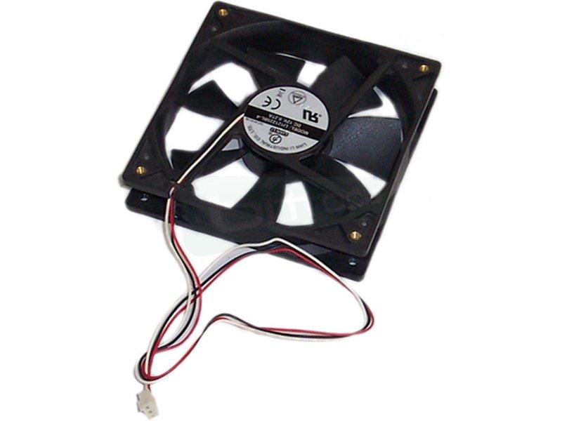 Lian Li 120x120x25 OEM - Ventilador de 120x120x25mm. 1200RPM. 55CFM. 3-pin. 100gr.
