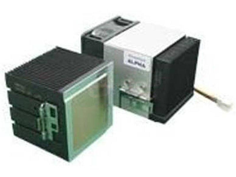 ALPHA PEP66U - Cooler de CPU compatible con socket A.