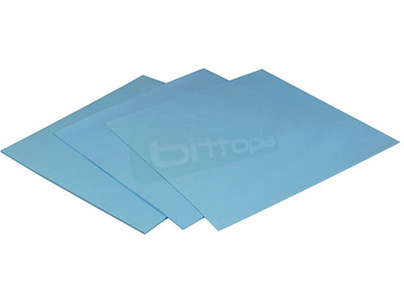 Arctic Thermal pad 50x50x0,5mm - Masilla térmica en pad. perfecta para mosfet. chipset. memoria RAM. etc.. Color azul. 50x50x0.5mm.