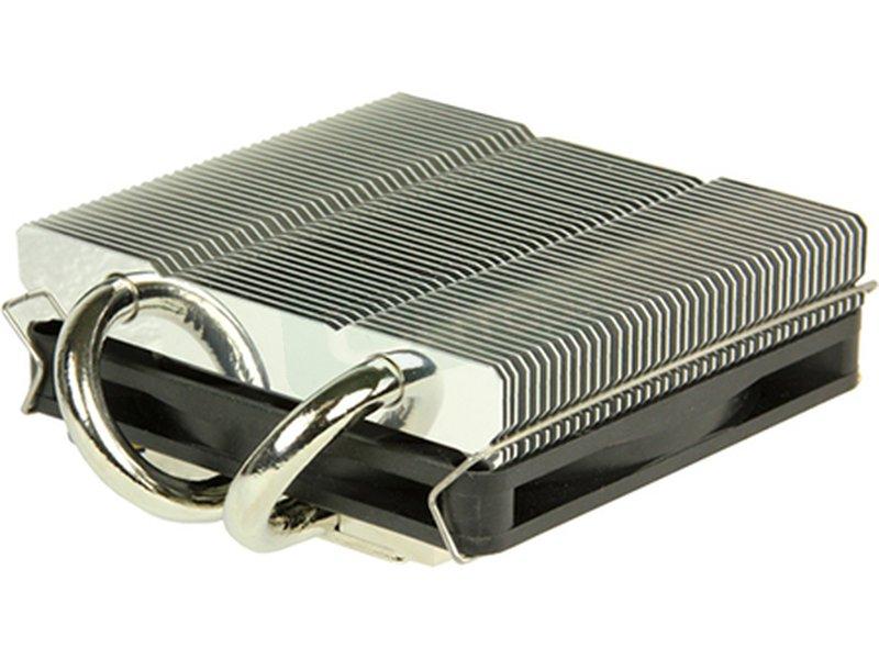 Scythe Kodati rev B - Cooler para CPU fabricado en aluminio. Ventilador PWM de 80x80x15. Velocidad: 800~3300RPM. Flujo de aire: 6~24.82CFM. Nivel sonoro: 8.2~32.5dBA. Compatible con: Intel 775. 115X y AMD AM1. AM2(+). AM3(+). FM1 y FM2(+).