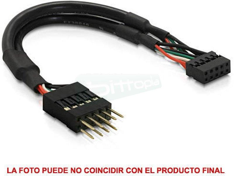 adaptador interno miniusb a usb - Cable adaptador interno de MiniUSB a USB.