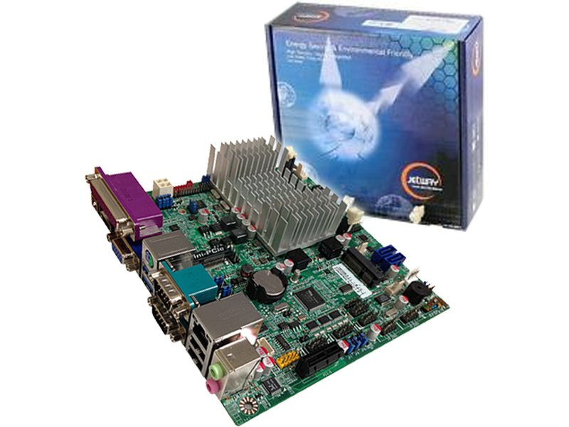Jetway NF9T-2930 Bay Trail-M N2930 con DC-DC - Intel Celeron N2930 Quad Core 1.83Ghz. Memoria SO-DIMM DDR3 hasta 8Gb.  1GLan, 1xUSB 3.0. 3xUSB 2.0. Mini-ITX.