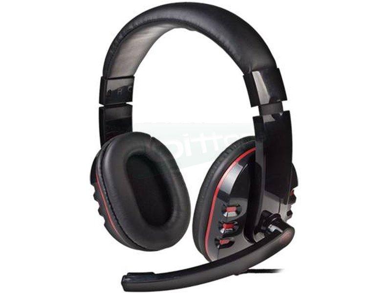 Genesis H11 - El mejor auricular para el jugador iniciado ha llegado. Con el auricular H11 de Genesis vencerás a tus rivales.