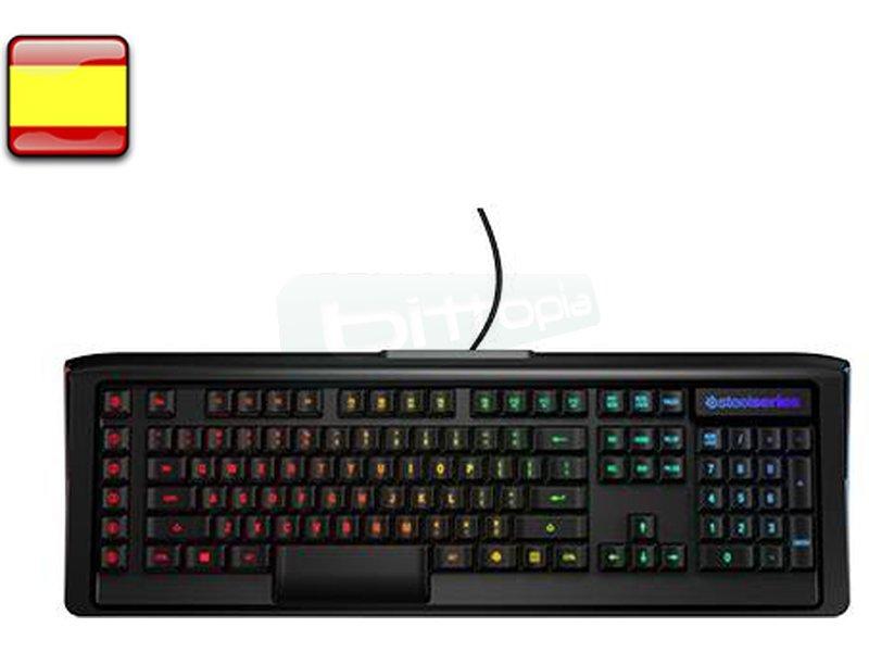SteelSeries Apex M800- Teclado - APEX M800. el novedoso teclado mecánico de perfil bajo. más rápido y programable jamás diseñado. Fabricado por el prestigioso fabricante nº1 en Gaming. SteelSeries. se comercializa en versión española.