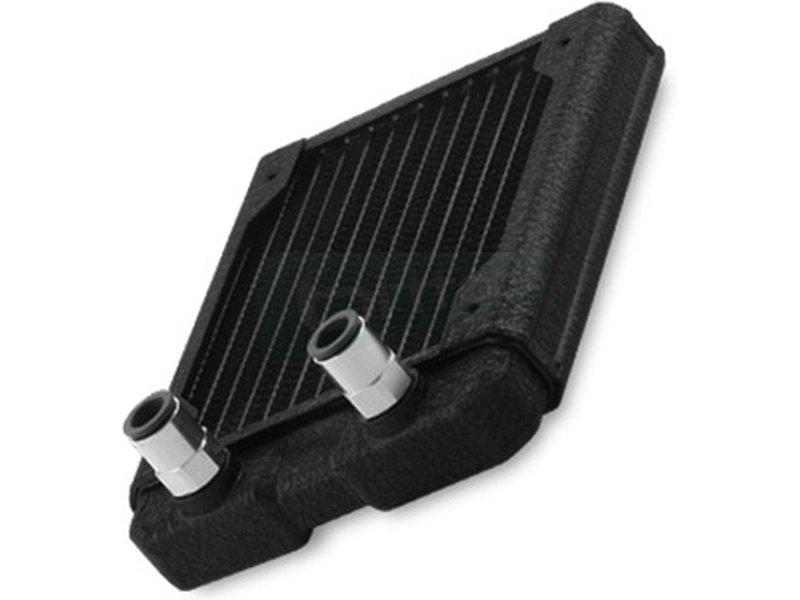 Hardware Labs Black Ice Nemesis 120GTS Negro - Nemesis 120GTS consigue superar el desafío del alto rendimiento. Este radiador nos dará un resultado espectacular con un único ventilador.
