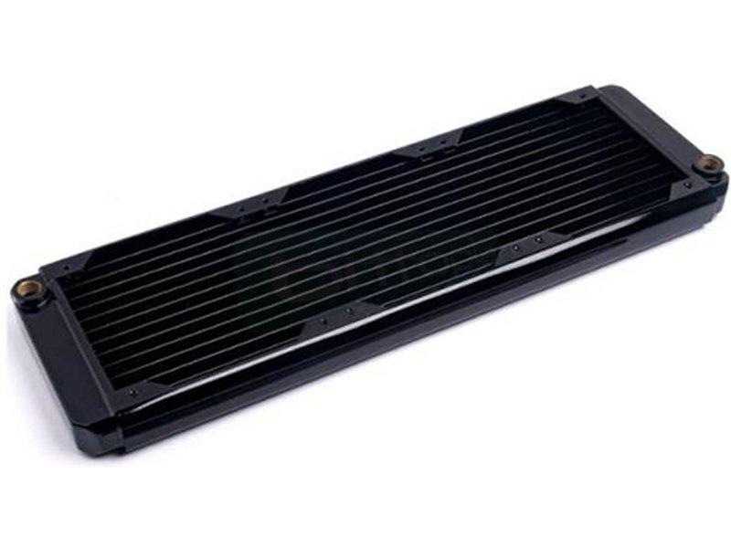 Hardware Labs Black Ice Nemesis 360GTS Negro - Radiador en color negro, diseñado pora conseguir un alto rendimiento de refrigeración. Fabricado con láminas de cobre.