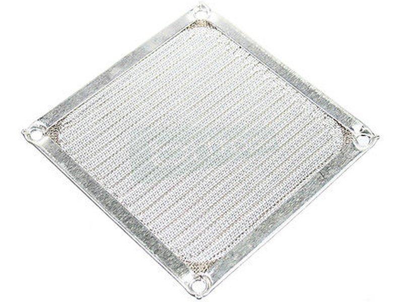 InLine 33374A. Rejilla de aluminio 40x40mm - Rejilla de aluminio para ventilador de 40x40mm