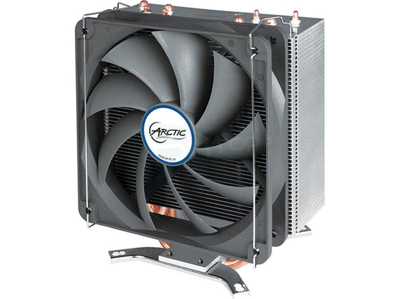 Arctic Freezer I32 CO - Cooler con alta capacidad de refrigeración, con láminas de aluminio. Integra ventilador 120mm PWM. Velocidad: 0~1350 RPM. Soporta socket 115x/2011(-3).