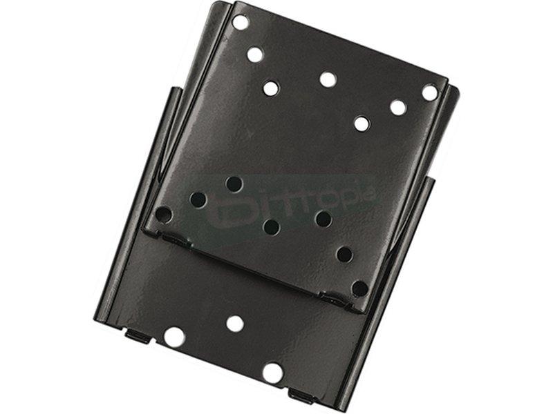 """Tooq Soporte monitor para pared. De 10 hasta 23. - Soporte pequeño y ultra compacto que permite fijar su TV/monitor de 10"""" a 23"""" pulgadas a una distancia de la pared de 15 mm."""