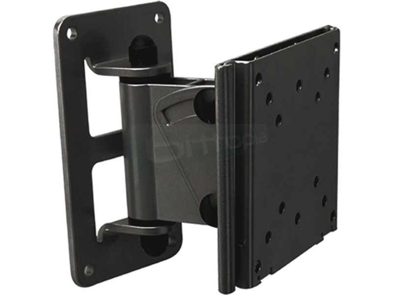 """Tooq Soporte pared para un monitor. De 10 hasta 23. - Soporte vertical de fijación en pared para pantallas planas de 10 a 23 """" y hasta un máximo de 30kg de peso."""