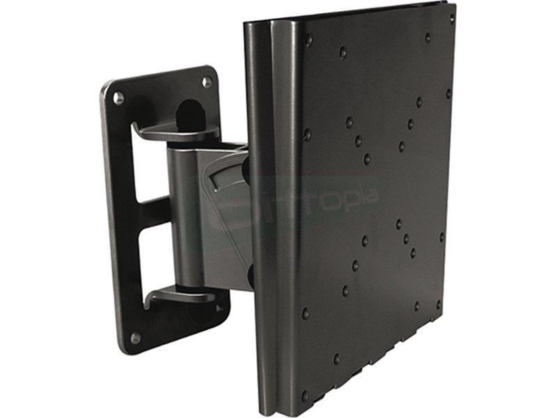 """Tooq Soporte vertical de pared para un monitor. De 10 a 32. - Soporte vertical de fijación en pared para pantallas planas de 10 a 32 """" y hasta un máximo de 30kg de peso."""