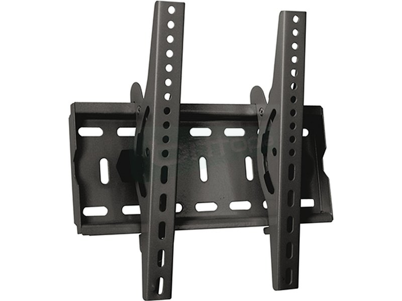 Tooq Soporte de pared para un monitor. De 17 a 37. - Soporte vertical de fijación en pared para pantallas planas de 17 a 37 y hasta un máximo de 75kg de peso.