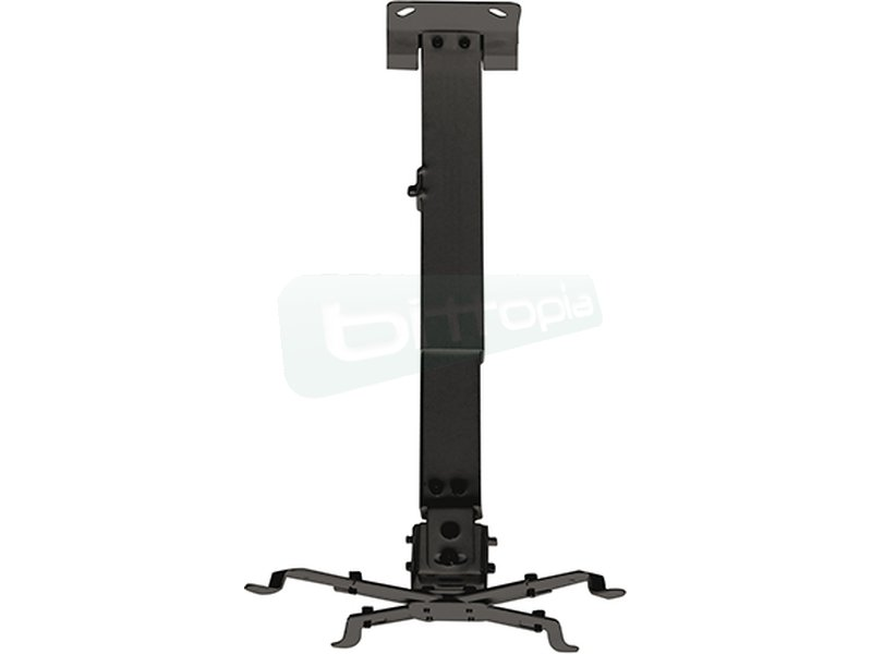 Tooq Soporte techo inclinable para proyector. Negro