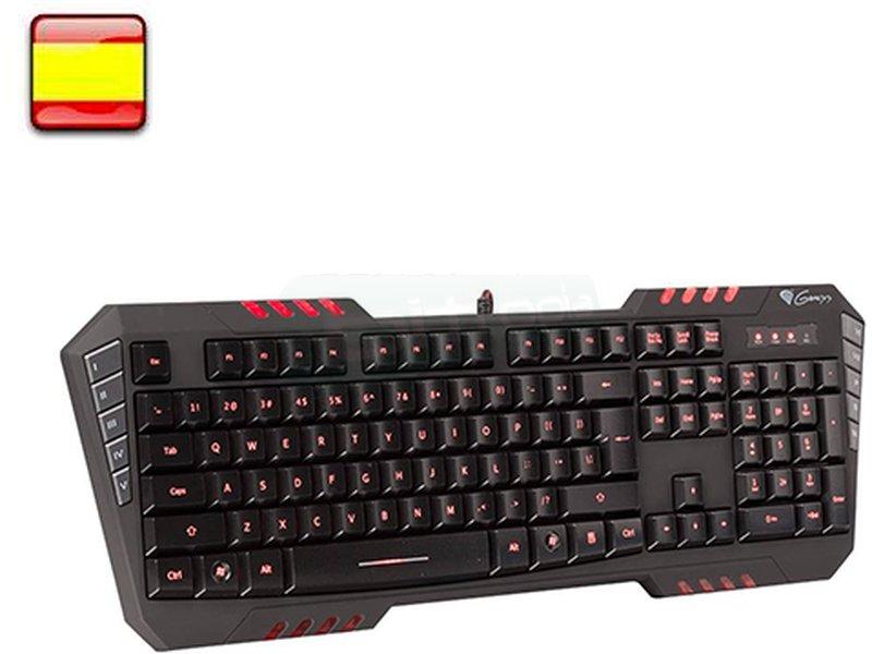 Genesis RX55 - No busques más… ¡Ya has ganado la partida! Con el nuevo teclado Gaming Genesis RX55 tienes el arma definitiva para vencer a tus rivales en el Online.