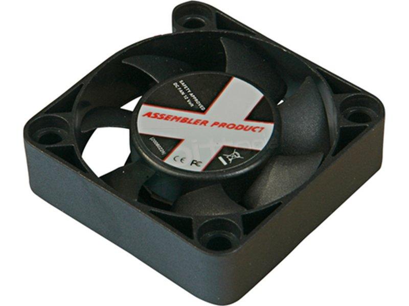 Xilence slim 40x40x10 silent - Ventilador 40x40x11mm. 4500RPM. 19dBA. 6.9CFM. 3-pin